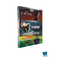 Wholesale 2018 Blue ray MOVIES Thor 1-3 3BD Adult blu-ray movies cartoon dvd Movies disney movie HOT SALE from china suppliers