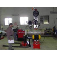 Wholesale Automatic Elbow Pipe Welding Machine With Movable Support Turning Roller from china suppliers