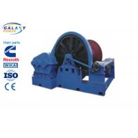Wholesale Road Bridge Project Large Winch 100-650KN For Factory Mine Engineering Steel Installation from china suppliers