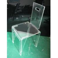 Wholesale 2013 New Style Clear Acrylic Desk Chair Acrylic Dining Chairs from china suppliers
