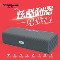 Quality Wireless speaker Bluetooth outdoor Speaker Handsfree with 2200mAh Power Bank Loudspeakers for sale