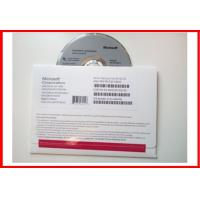 Quality Windows 7 Professional OEM Box 64 bit full version DVD With OEM key sticker online activation for sale