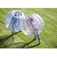 Wholesale Bumper Bubble Inflatable Human Hamster Ball High Performance Acceptable Logo from china suppliers