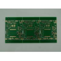 Wholesale ENIG Finish 4 layer FR4 PCB Board 1 OZ Copper / aluminum pcb board from china suppliers