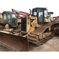Buy cheap CAT 3204 Engine Used Caterpillar D4H LGP Bulldozer Excellent Undercarriage from wholesalers