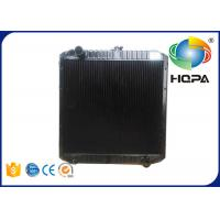 Wholesale Copper Excavator Engine Parts Cooling System CAT 307B Water Radiator from china suppliers