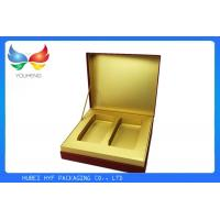 Wholesale Food Grade Cardboard Paper Cigarette Boxes Recycled Materials , Foil Stamping from china suppliers