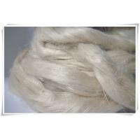 Quality High Quality Semi Bleached Hemp Tow Fiber for Filling Material / Coarse Yarn Spinning for sale