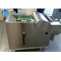 Wholesale High Speed Electric Crouton Cutting Machine 400-1000kg/H For Salad / Soup from china suppliers