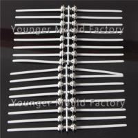 Buy cheap bolt head fir tree cable tie mould from wholesalers