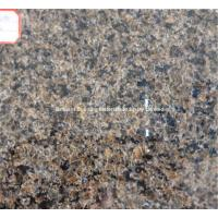 Wholesale India Gold Pearl Granite Tiles, Natural Yellow Brown Granite Tiles from china suppliers