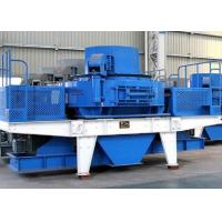 Wholesale Road Paving Artificial Sand Making Machin Vertical Shaft Impact Crusher 4P Double Motor from china suppliers