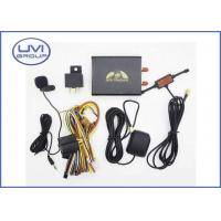 Wholesale VT106A 12V - 24V DC Simcom 900B Vehicle GPS Trackers with Camera, Fuel Sensor from china suppliers