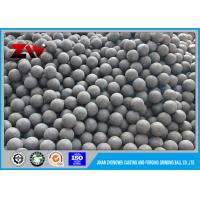 Wholesale Power Plant / Mining High Performance steel grinding media balls HRC 60-68 from china suppliers