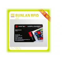 Wholesale ISO 14443A 1 S50 1K RFID Blocking Card 13.56Mhz High Frequency from china suppliers