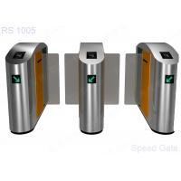 Wholesale RFID Reader Optical Turnstile Security Systems High Speed Barrier Sliding Gate from china suppliers