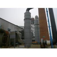 Wholesale Biomass Boiler Flue Gas Treatment System , Smoke Scrubber Systems Scour Resistance from china suppliers