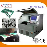 Wholesale Q Switched Diode Pumped All Solid State UV Laser Depaneling Machine 15W / 17W from china suppliers