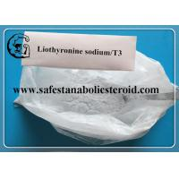 Wholesale T3 Na fat burner CAS 55-06-1 Liothyronine sodium Natural Weight Loss Powder from china suppliers