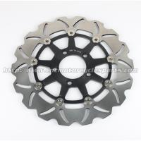 Buy cheap Wave Aluminum Floating Motorcycle Brake Disc Rotor For Street Bike Parts from wholesalers