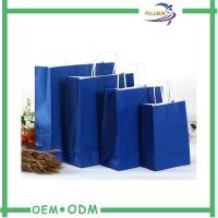 Wholesale Professional Customized Kraft Paper Shopping Bag Color Printing from china suppliers