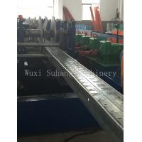 Wholesale GCr15 Roller Cable Tray Machine 380V 50Hz 3 Phase with Hydraulic Cutting Cr12mov from china suppliers
