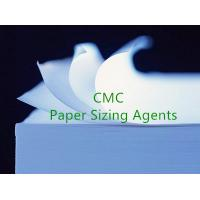 Surface Paper Sizing Agents Stabilizer White Powder CMC Sodium Carboxymethyl Cellulose Manufacturer
