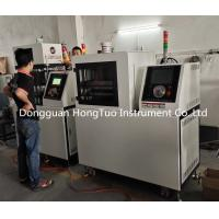 Wholesale PLC Touch Screen Small Flat Vulcanizing Machine For PE Plastic 5-30 Ton Capacity from china suppliers