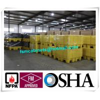 Wholesale SYSBEL PE Spill Containments For Oil Tank, 4 Drum PE Spill Pallet And Spill Deck from china suppliers