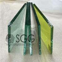 Wholesale 0.76mm PVB Laminated Glass Clear Bronze Euro Gray F Green Ford Blue Dark Gray Dark Green D from china suppliers