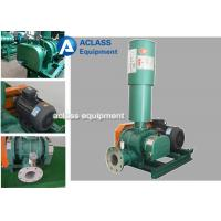 Wholesale 150 Volumetric Roots Rotary Lobe Blower Air Cooling Roots Air Blower from china suppliers