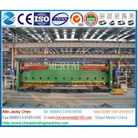 Wholesale W11C-40X18000 Marine three-roller hydraulic plate bending machine, pressure head plate rolling machines from china suppliers