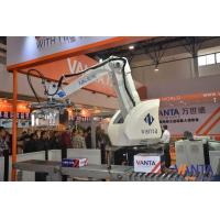 Wholesale Stable Reliable Robotic Bag Palletizer In Palletizing Bag Product 200KG from china suppliers