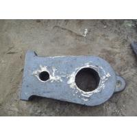 Wholesale High Mn Steel Crusher Hammer Castings Crusher Spare Parts For Mine Mills , Cement Mills from china suppliers