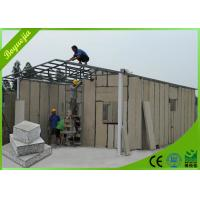 Wholesale Thermal Insulation Light Weight Roof And Floor eps concrete prefab house from china suppliers