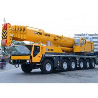 Wholesale Durable 160Ton Hydraulic Mobile Crane , All Terrian Crane QAY160 from china suppliers