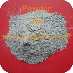 Wholesale Sub White Fused Alumina powder 320# from china suppliers