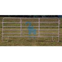 Wholesale Horizontal Steel Barriers Corral Fence Panels‎ For Cattle / Goat / Pig from china suppliers