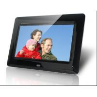 Wholesale Wireless HD 7 inch Photo Digital Frame , Electrical Photo Frame with SD Slot / USB Host from china suppliers