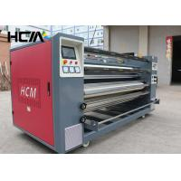 Wholesale 1.7m Roller Sublimation Heat Transfer Printing Machine For Textile Printing from china suppliers