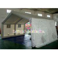 Wholesale Plato PVC Inflatable Clear Bubble Tent For Shelter ,  Commercial Clear Dome Tent from china suppliers
