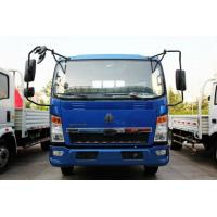 Quality Vegetable Light Duty Commercial Trucks ZZ3047E3415D143 Euro 2 HOWO Dump Truck 4X2 for sale