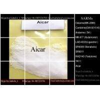 Wholesale Weight Loss Powder Aicar / Acadesine Ampk Activator 2627-69-2 Sarm Powder For Fat Loss from china suppliers
