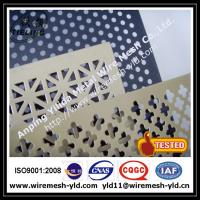 Wholesale low carbon steel perforated metal,sheet metal fabrication tools from china suppliers