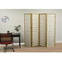 Wholesale Home Decorative Movable Bamboo Wooden Screens Lows Room Dividers from china suppliers