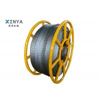 Wholesale 18mm 210KN Breaking Load Galvanized Anti Twist Wire Rope Hexagon with 12 strands from china suppliers