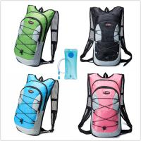 Wholesale 420D Tactical Backpacks(Hydration Pack) with 2L Bladder for Hiking, Biking, Running, Walking and Climbing from china suppliers