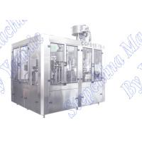 Wholesale Customized 3 In 1 Automatic Bottled Water Production Line With 16 Filling Heads 7000 B/H from china suppliers