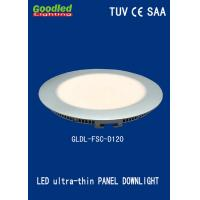 Wholesale 10W TUV SAA round LED Flat Panel Lights 180mm for illuminated from china suppliers