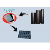 Wholesale Black High Density Polystyrene Plastic Sheet 1mm , HIPS Polyethylene Sheet Roll from china suppliers